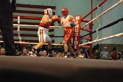 Ubaldo Lara, IBG, v Archie Steadman, Ryves Hall Boxing (hoosierchild) Tags: boxing archiesteadman pugilism indianagoldengloves ubaldolara ibg ryveshallboxing