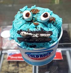 sesame street ice cream party (Cold Rock Aspley) Tags: icecream sesamestreet party