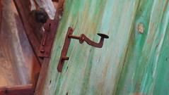 P1280154 (omirou56) Tags: 169ratio panasoniclumixdmctz40 oldandbeautiful old greece kastoria καστορια ελλαδα παλιαπορτα ξυλο wood door