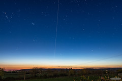 ISS sighting over Normandy (France) (Astro☆GuiGeek) Tags: iss isssighting isstransit internationalspacestation satellite astroguigeek astronomy astronomie astrophotography astrophotographie astro astro2017 astrophoto franceastronomie france normandie normandy thomaspesquet space sky skyscape skyatnight nightphotography paysages nuit stars starrynight starrysky cieldenuit cielétoilé canoneos700d sigma1835mm startrails cerclescircumpolaires stationspatialeinternationale spacecraft