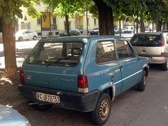 Fiat Panda 900 i.e. Dance 1992 (LorenzoSSC) Tags: fiat panda 900 ie dance 1992