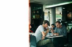 foreigners (rndyrenaldy) Tags: fujicolorindustrial100 olympus olympusom1n om1n fujicolor industrial industrial100 bandung indonesia analogphotography analog