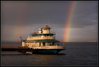 Point Ruston Rainbow