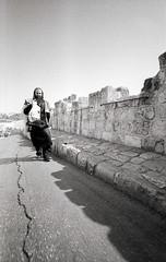 Jerusalem. Old City. (Valentine Kleyner) Tags: leica heliar voigtlander film bw orwo jerusalem israel