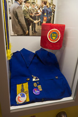 East German Ordnungsgruppe uniform (quinet) Tags: 2016 berlin eastgermany gdr museuminderkulturbrauerei germany