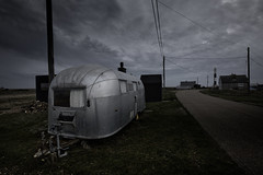 the road to Dungeness (stocks photography.) Tags: michaelmarsh photographer dungeness beach airstream caravan