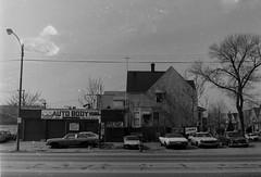 Found Photo - 5020 North Western Avenue (Mark 2400) Tags: 5020 north western avenue chicago found photo