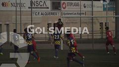 Alqueries CF 0-1 CF San Pedro (21/04/2017), Jorge Sastriques