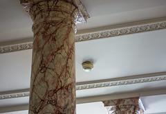 17-03-10 NL utr säul still textur dsc06670 (u ki11 ulrich kracke) Tags: nl hotelkarel5 stillleben struktur stuck säule textur utrecht