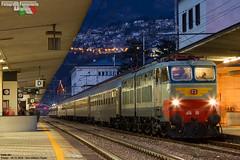 Storico di ritorno (Fotografia Ferroviaria Digitale) Tags: trenostorico trento bolzano verona brennero milano caimano e656001 e656 fondazione fs