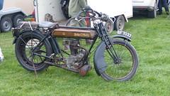 Reg: BF 7033, Rudge Multi Motorcycle (bertie's world) Tags: sunbeam pioneer run epsom downs 2017 reg bf7033 rudge multi motorcycle