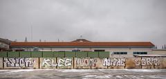 Sior x Klee x Avoue x Nudge x Lort (Herbalizer) Tags: sior klee nudge lort graffiti vienna wien austria österreich wall wand street strasse avoue
