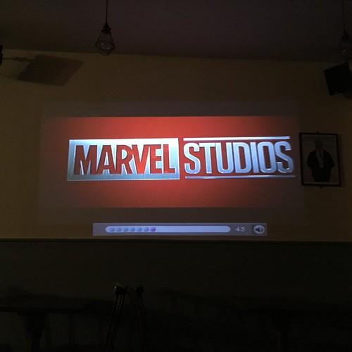 Doctor Strange at the local pub #marvelstudios