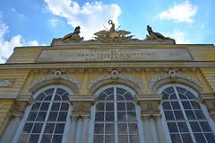 Gloriette up (afagen) Tags: vienna austria wien schönbrunnpalace schlossschönbrunn schönbrunn gloriette
