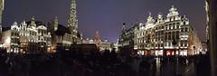 Grand-Place de Bruxelles, Brussel, Belgium (claude lina) Tags: claudelina belgium belgique samsung bruxelles brussel grandplace grandplacedebruxelles architecture