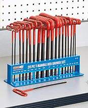 20-Pc. T-Handle Hex Key Set (adsdevel) Tags: apply both broad buy by cam chrome clearly comes comfortable commodities d design details easily easy even features for grip h handle hold includes key keys l lets ltd marked maximum more much now offers only out pc plastic provides pvc rack serious set side sizes sold standard steel storage style t than that typical usd w wet when with x you