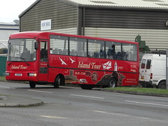 Long Cannon (Coco of Jersey) Tags: jersey bus coach tours uk channel islands vintage char banc