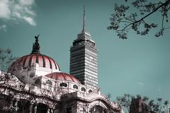 Spring Afternoon (Teraflop Master) Tags: cdmx bellas artes mexico city