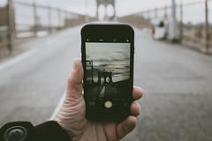 New York City (tinto) Tags: 28mm fuji fujifilm fujilove fujix100t fujixseries mirrorless newyork nyc tintography vsco vscofilm wclx100 wideangel x100t brooklynbridge bridge brooklyn manhattan iphone