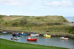 Boats at Seaton Sluice (DavidWF2009) Tags: northumberland seatonsluice boats harbour