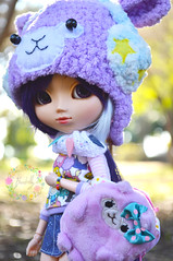 Bambolly (Sia ♥) Tags: pullip doll junplanning stica papin alpaca backpack cute kawaii