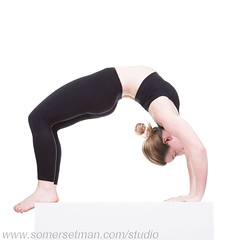 Somersetman3023-3-G15 (somersetman) Tags: modelnikki studio yoga plinth shapes crab