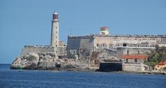 Castillo de los Tres Reyes Magos del Morro, Havana Cuba (Lark Ascending) Tags: castillodelostresreyesmagosdelmorro elmorro moorcastle havana lahabana cuba fort castle fortification defence lighthouse faro harbour c16th antonelli