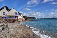 The beach at Kingsand, Cornwall (Baz Richardson (trying to catch up again!)) Tags: cornwall kingsand ramepeninsula plymouthsound beaches coast