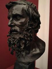 (emptinessisfillingme) Tags: sculpture museam bronze