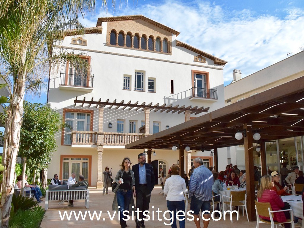 The world 39 s newest photos of casa and sitges flickr hive mind - Hotel casa vilella ...