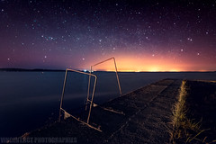 Lac Hourtin (Vincent.RCT Photographies) Tags: haaghun france landscape sunset nature afsnikkor1635mmf4gedvr fullframe aquitaine dusk sun blue astronomy dark photography mountain photographies galaxy milkyway nikon starspace space nuit 1635 light science night d750 fx nebula sky haaghungmailcom outdoors bordeaux gironde europe lightnaturalphenomenon constellation