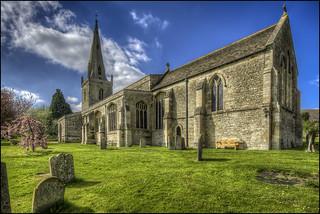 Woodford Church