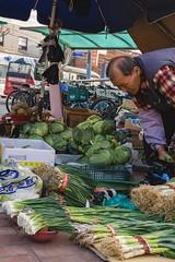 Green vegetables (Kevin Lowry) Tags: lettuce vegetables greenonions streetphotography 35mm18 d7100 nikon korea seoul
