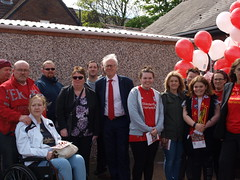 Hillsborough Memorial Service which was lead by local MP Nic Dakin on 15th April 2017. (Scunthorpe Life) Tags: scunthorpe liverpool football lfc hillsborough disaster tragedy jft96 nic dakin