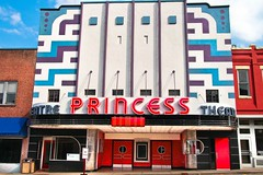 Princess Theater (~ Cindy~) Tags: theater princess tennessee harriman town down hww