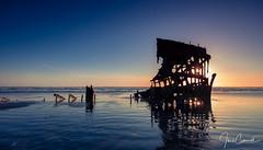 Peter Iredale (TwistedJake) Tags: peter iredale shipwreck astoria beach coast oregon northwest