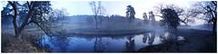 Morning hour (na_photographs) Tags: teich tümpel bäume reflections reflexionen nebel morgenstimmung