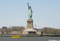 Statue of Liberty (SimonNicholls27) Tags: statue liberty usa new york bay hudson staten island ferry