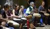 0S1A5642 (Steve Daggar) Tags: terrigal drummers drumming firetwirling hoops hoopspinners terrigalflowjam