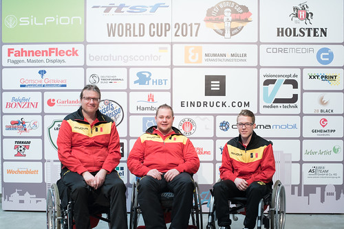 Team Belgium Disabled