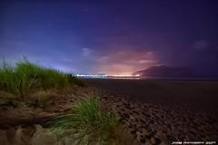 Laredo Night (JoseMi Campos) Tags: fotografia naturaleza paisaje laredo cantabria noche longexposure nikon d5300 tokina playa mar