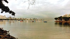 descanso para os olhos (luyunes) Tags: urca mar barcos barco navio escuna navegação navegar motoz luciayunes riodejaneiro