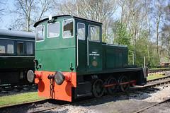E1 Peak Rail 090417 (Dan86401) Tags: e1 d1199 hudswellclarke 060 060dm dieselmechanical shunter peakrail