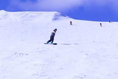 Downhill skiin in Tahko skiing resort (VisitLakeland) Tags: ski skiing downhill slope slopes tahko resort centre finland winter snow activity active out outdoor sport sportive sunny blue sky laskettelu laskettelukeskus lumi talvi aktiviteetti rinne laskea snowboard lumilauta lautailu lautailla