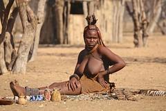 Himba (Andrzej Olszewski) Tags: namibia himba people africa