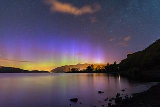'Derwent Aurora' - Derwentwater, Lake District
