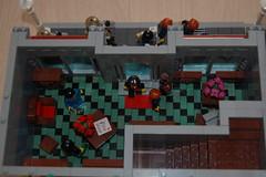 Furniture shop 2 (sander_koenen92) Tags: lego modular house doctor dalek weeping angel jewelry food store