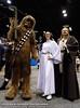 DSC_4586 (slamto) Tags: swco starwars cosplay celebration orlando wookie chewbacca princessleia padme jedi quigonjinn
