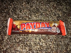 Payday Flavor of Texas BBQ (Like_the_Grand_Canyon) Tags: candy bar peanuts sweet usa us america united states amerika spring 2017 vacation traveling