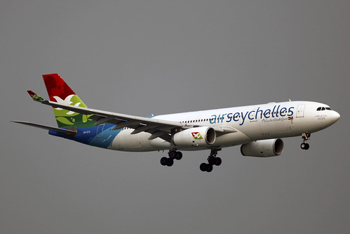 A6-EYZ | Air Seychelles | Airbus A330-24 by byeangel, on Flickr